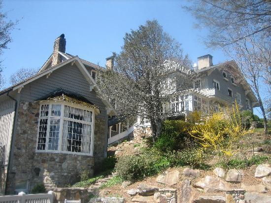 Greystone Inn Lake Toxaway North Carolina
