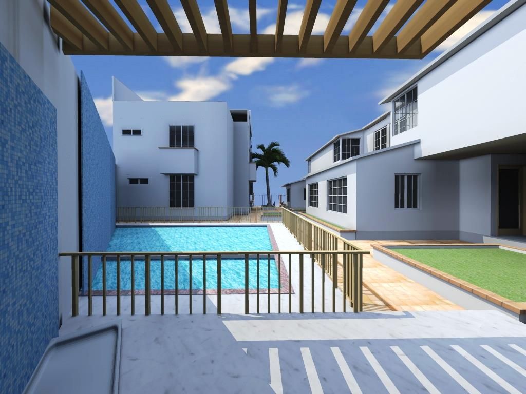 Fotos piscina apartamento y casa en Santa Marta