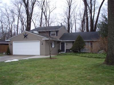 6586 Debbie Dr, North Ridgeville Ohio 44039, gorgeous 4 bedroom, 2 bath split colonial