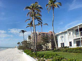 Coquina Sands Naples Fl beach
