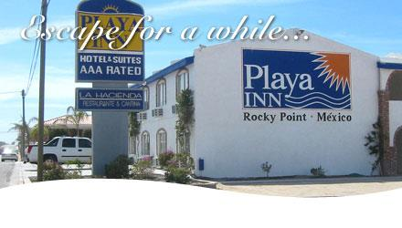 PLAYA INN Rocky Point Real Estate - John Walz - Realtor