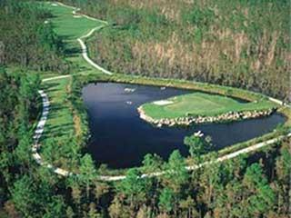 Olde Cypress Naples Fl golf course view