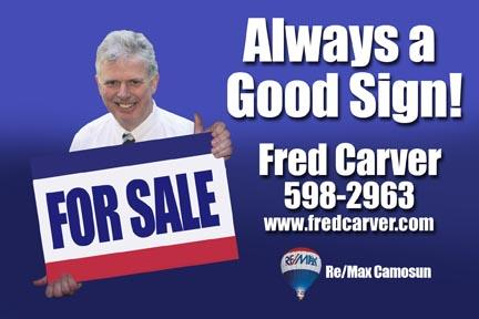 Fred Carver Re/Max Camosun
