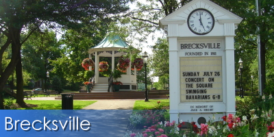 Brecksville OH Real Estate