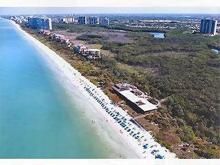Pelican Bay Naples Fl Aerial View