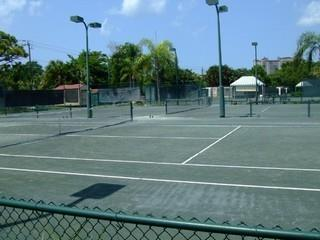 Beachwalk Naples Fl tennis courts