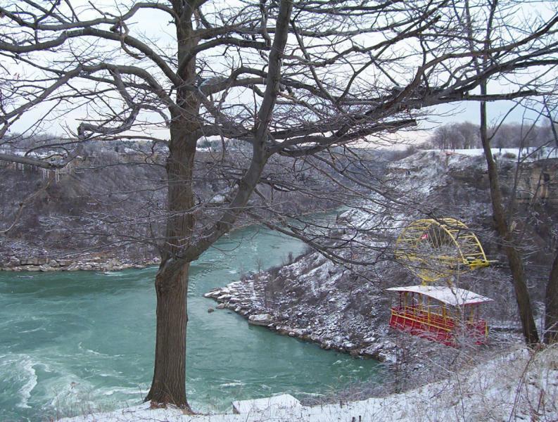 Niagara Falls Gorge 2007