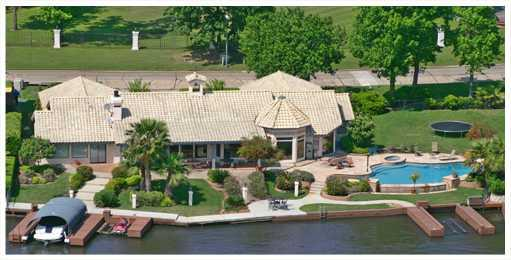 Waterfront Homes for Sale in Montgomery, TX