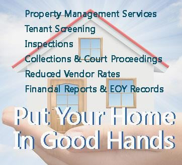 trinity property management, archdale property management, triad property management