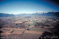 Aerial of Chilliwack