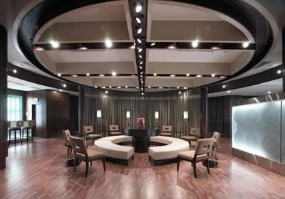 Ovation party room