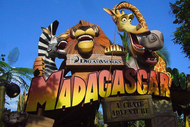 DreamWorks Riviera Maya