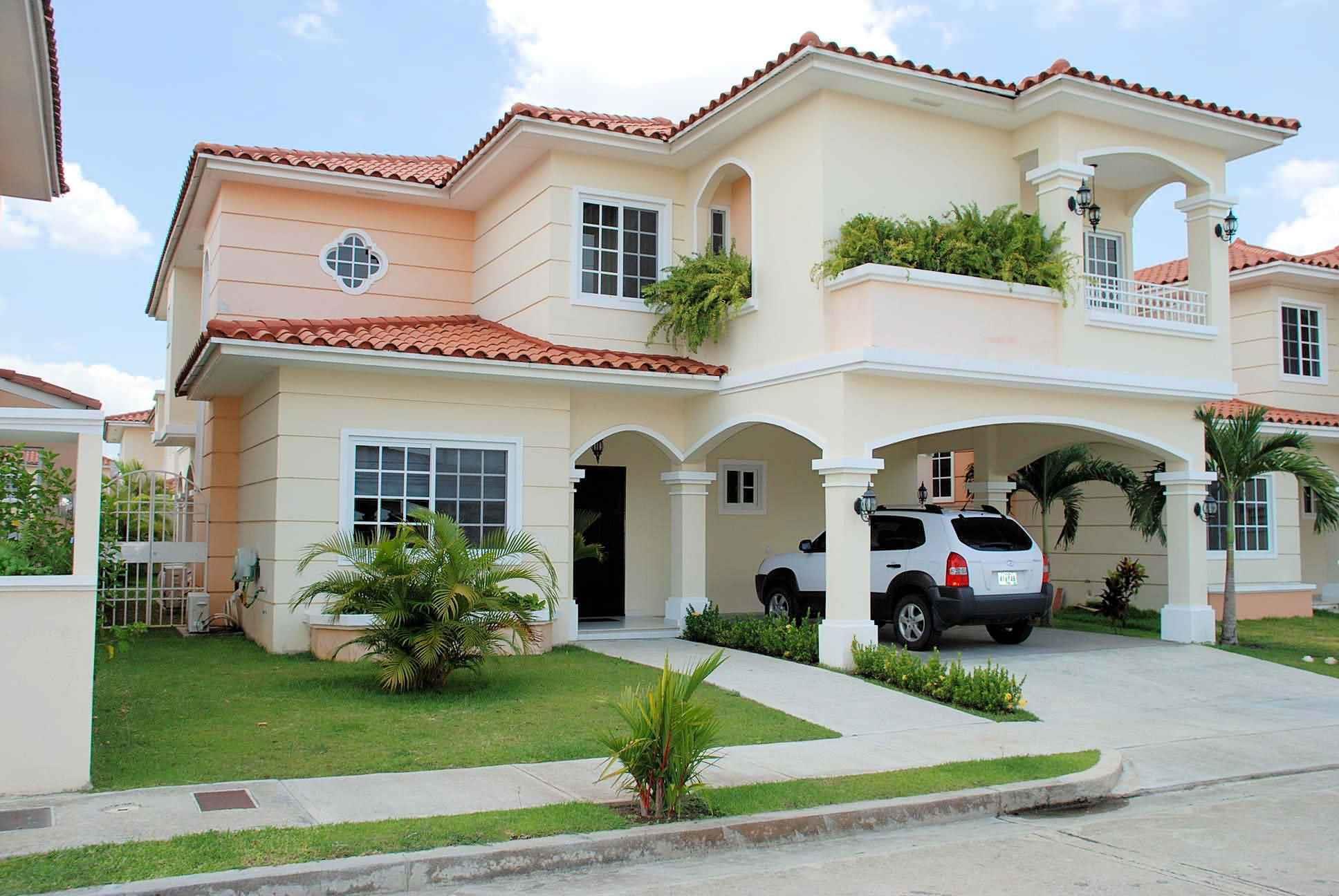 Costa sur panama casas en panama for Casa de dos plantas en honduras