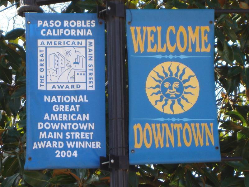 Downtown Paso