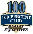100 Percent Club - Bev Howarth