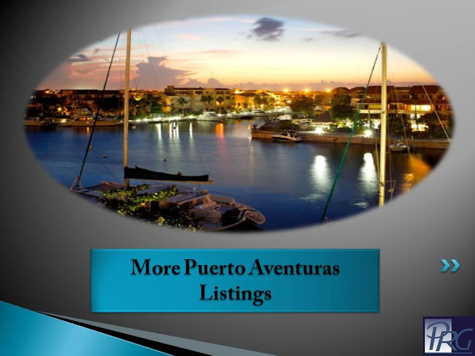 Puerto Aventuras Real Estate
