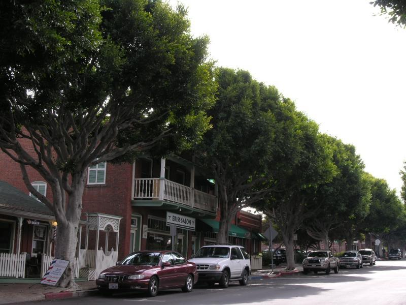 El Segundo Quaint Street
