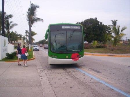 Transportation in Mazatlan, Mexico