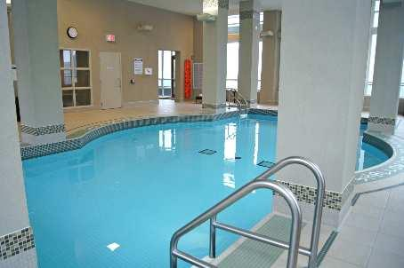 208 Enfield Place indoor pool