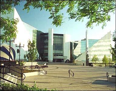 Scarborough Town Centre - Scarborough Civic Centre