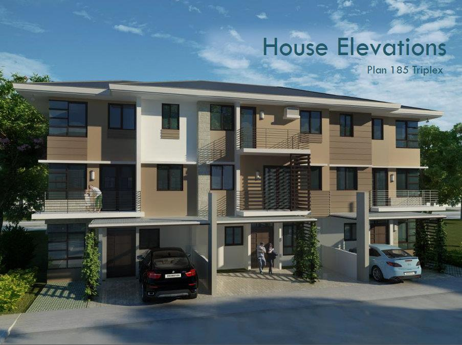 An Ayala Land Townhouse Project