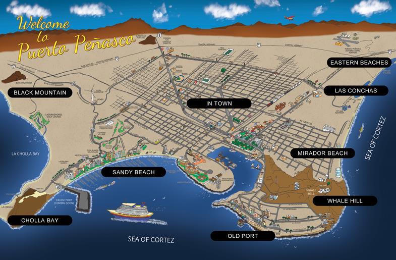 Puerto Vallarta Rocky Point Real Estate Beachfront Condos