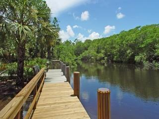 Colliers Reserve Naples Fl boat dock
