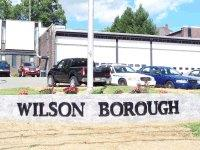 Borough of Wilson in Lehigh Valley, PA