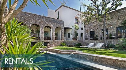 Rental Homes San Miguel de Allende