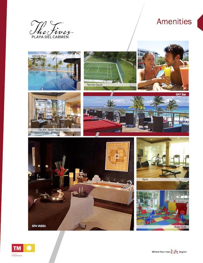 The Fives Playa del Carmen