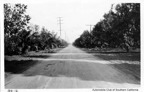 Chatsworth CA Real Estate Circa 1921