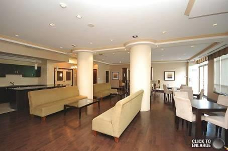 Eden Park condominium party room