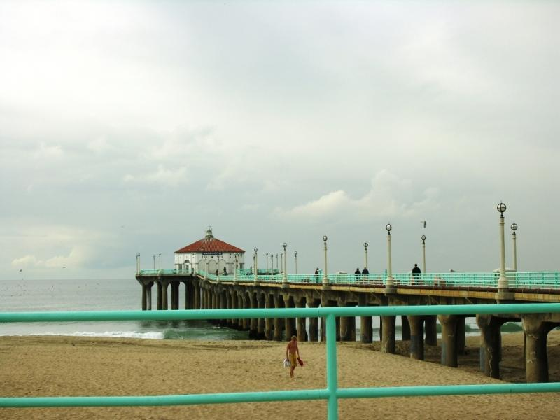 Manhattan Beach Pier photo