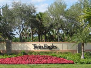 Twin Eagles Naples Florida