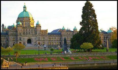 Legislative Buildings, Victoria, BC Canada, David Stevens Realtor