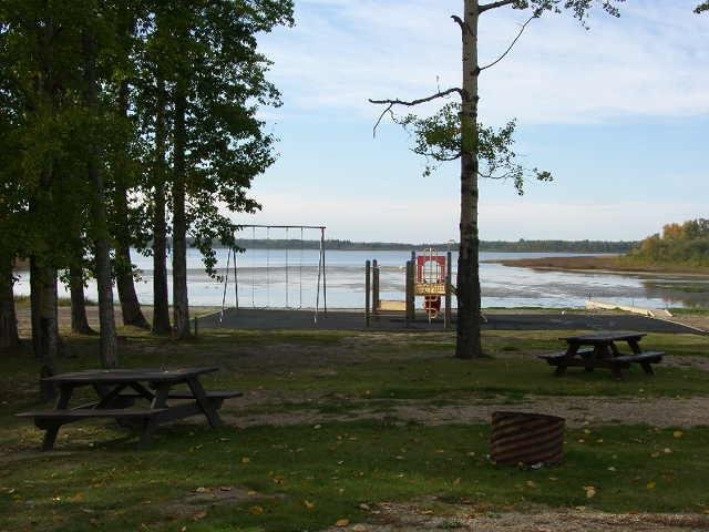 Lessard Lake Campground
