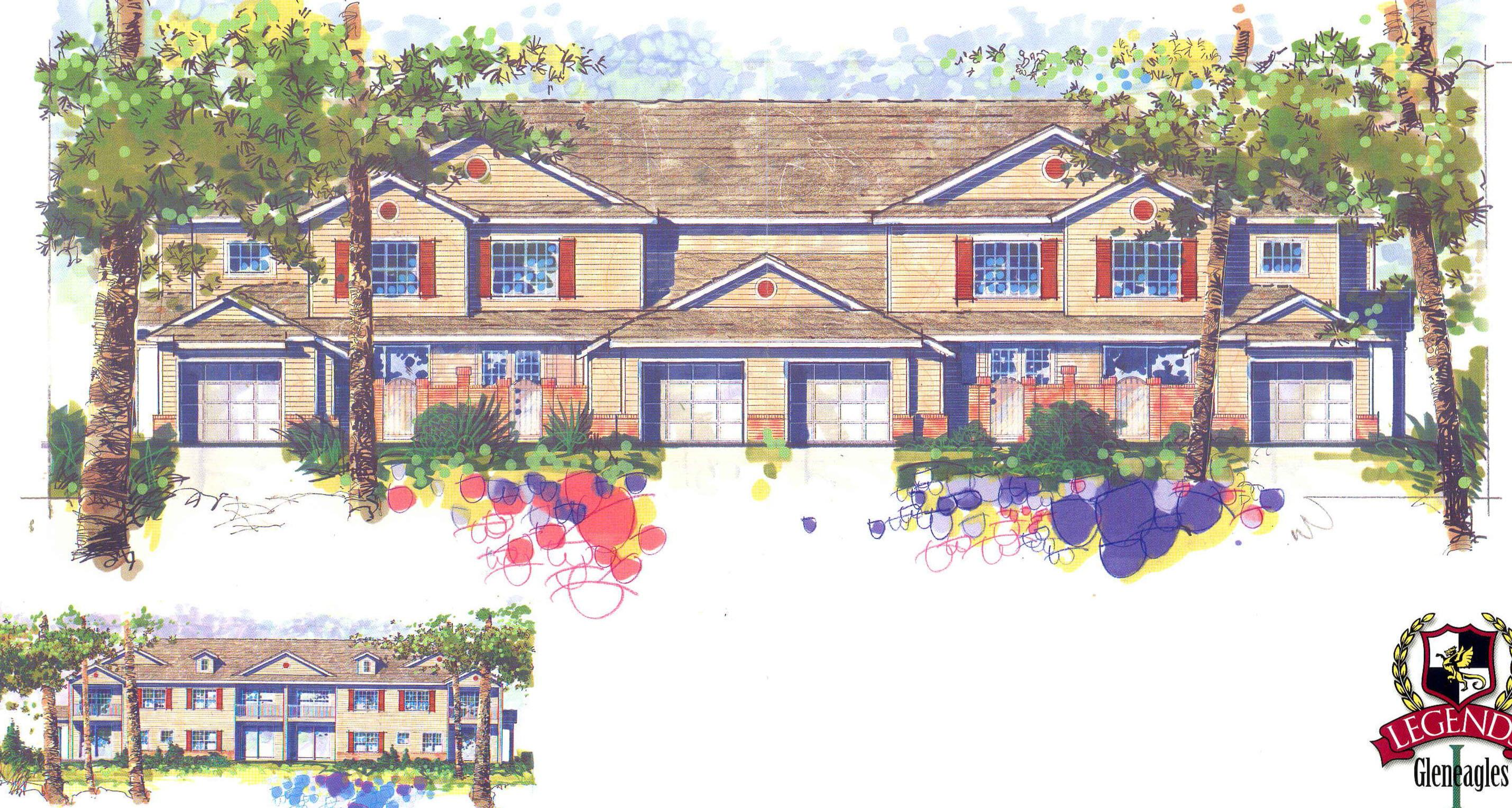 gleneagles townhomes