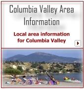 Columbia Valley community information