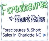 Foreclosures & Short Sales in Charlotte NC