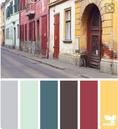Color Schemes for Real Estate Websites 3