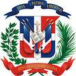 Coat of arms of the Dominican Republic