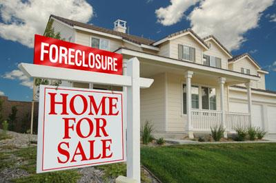 Invest in foreclosed properties