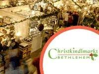 Kristkindlmarkt in Bethlehem PA