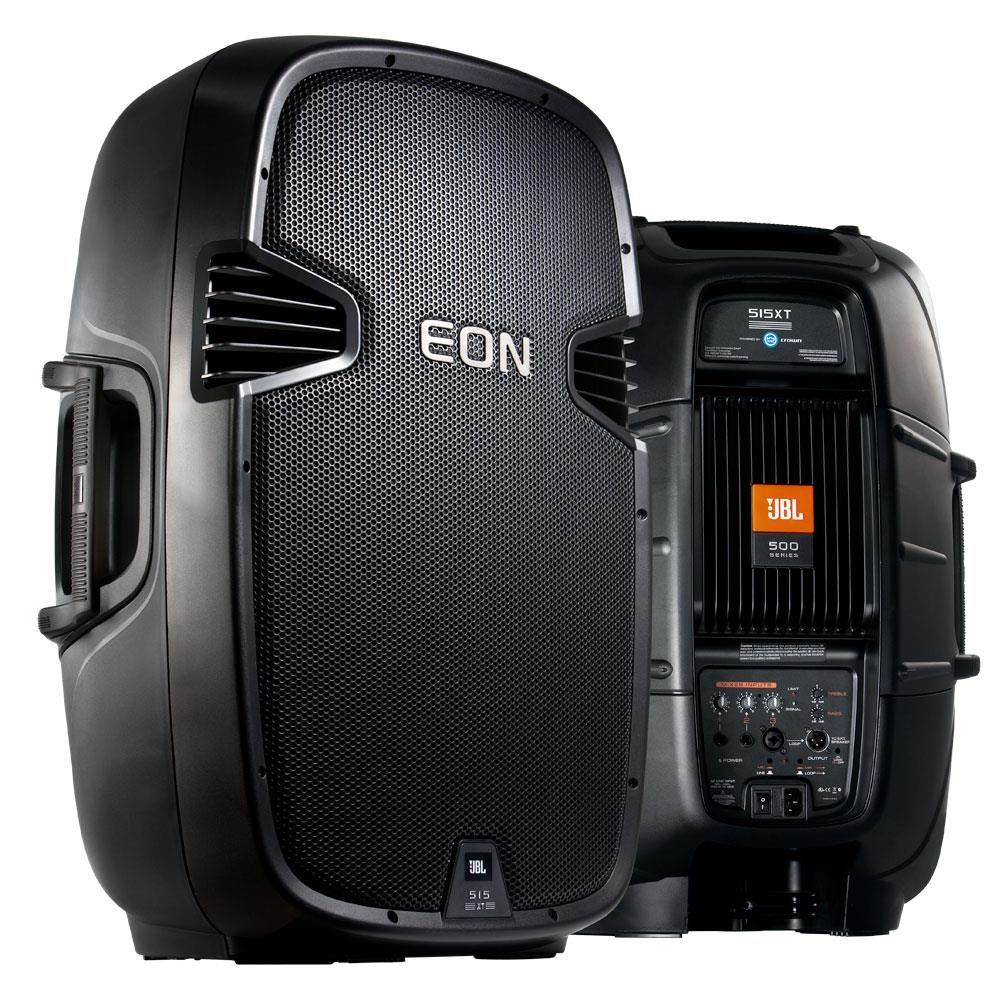 Rent JBL EON500 Series Self-Powered Speakers