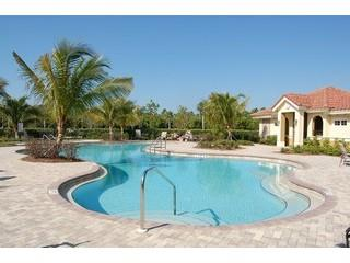 Fiddlers Creek Naples Fl community pool
