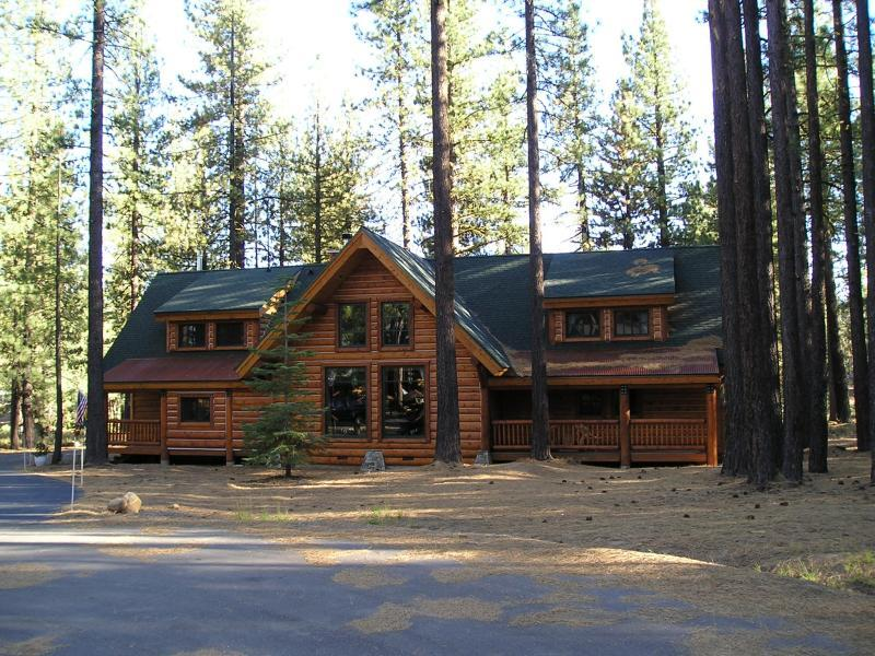 Building a log home from start to finish with our system for Affordable built homes