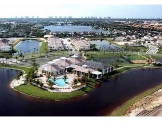 Bridgewater Bay Naples Fl aerial view