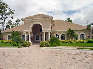Forest Park Naples Fl neighborhood clubhouse