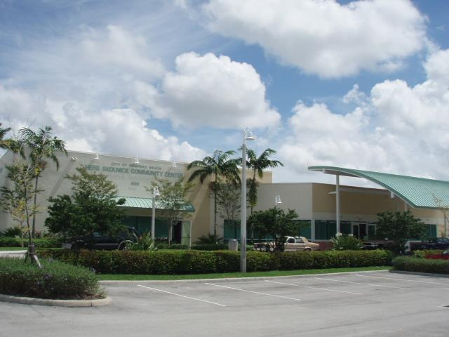 Skolnick Community Center - Palm Aire Pompano Beach