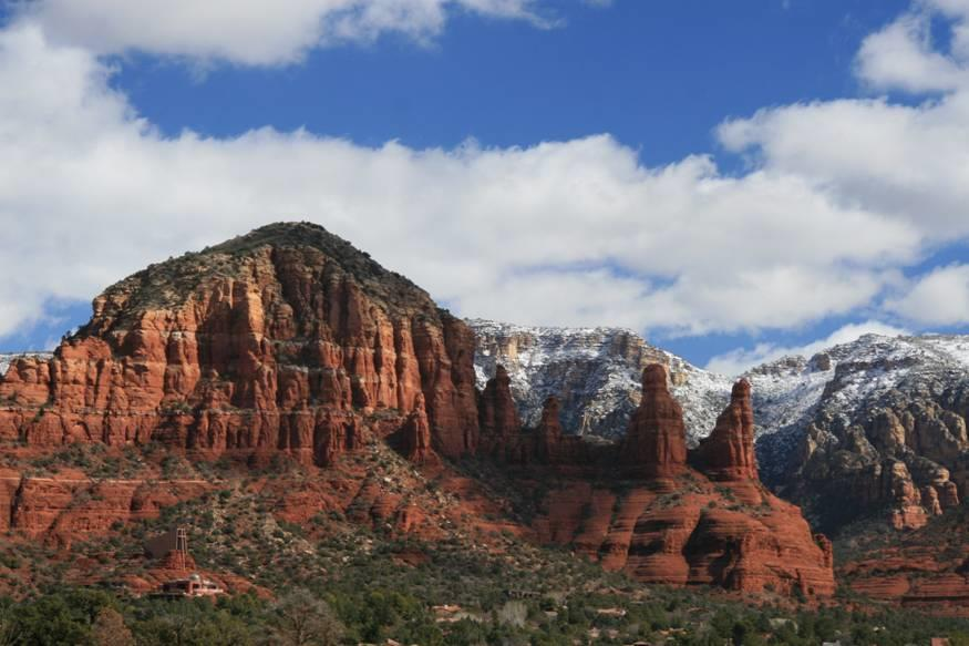 Sedona homes offer amazing vistas.  Whether you prefer to be close to the shops in Uptown Sedona, or desire seclusion, you are sure to find Sedona Real Estate with an awe inspiring backdrop.